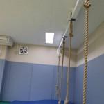 练习柔道肌肉力量的绳索