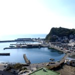 Saikazaki fishing port